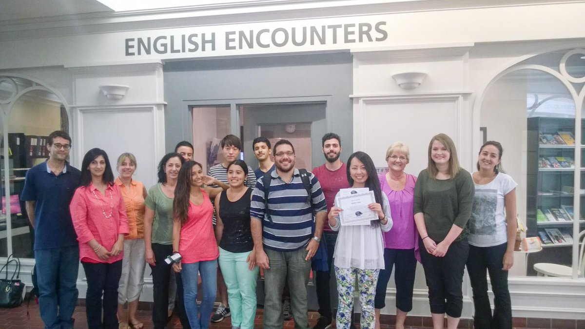 English Encounters Inc